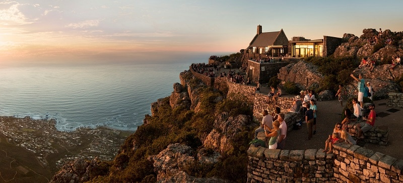 cape town tourism safety application