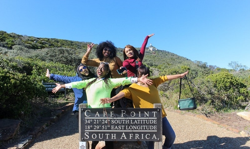 travel cape town